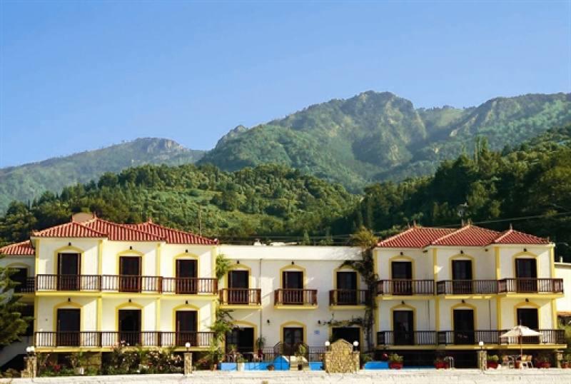 Appartementen Villa Agios - Agios Konstantinos - Samos